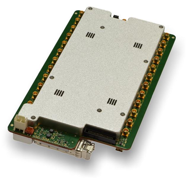 8×8 MIMO SDR MODULE FOR REMOTE RADIO UNIT (RRU) - RF DSP